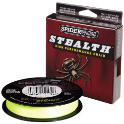 Spiderwire Stealth Yellow 600 m flätlina