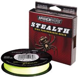Spiderwire Stealth Yellow 600 m flätlina