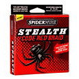 Spiderwire Stealth Red 110 m kuitusiima
